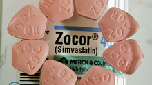 Zocor is used to lower the levels of cholesterol and triglcerides in the blood.
